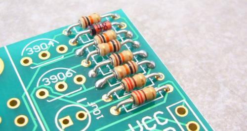 beginning embedded electronics 6 sparkfun electronics