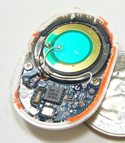 beacc9208 Decoding the Nike+iPod - News - SparkFun Electronics