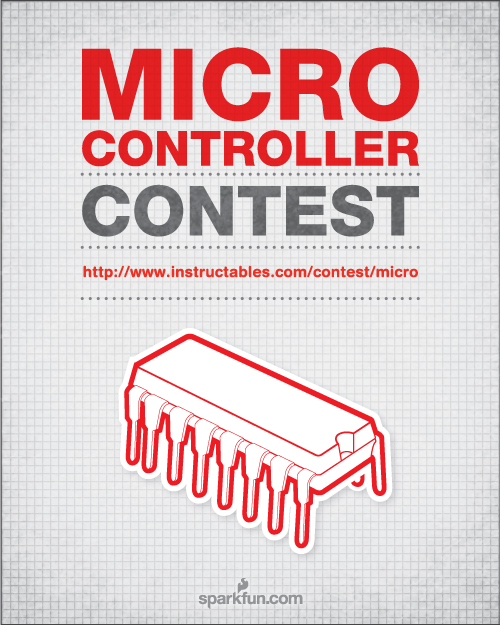 Sparkfun And Instructables Contest News Sparkfun Electronics