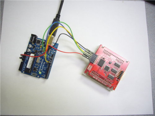 http://www.sparkfun.com/tutorial/ArduinoRGBMatrix/Wired_Scaled.JPG