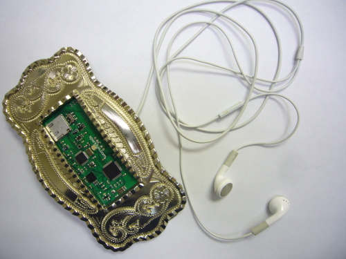 http://www.sparkfun.com/tutorial/MP3PlayerBeltBuckle/Pics/BeltBuckle_Headphones.JPG