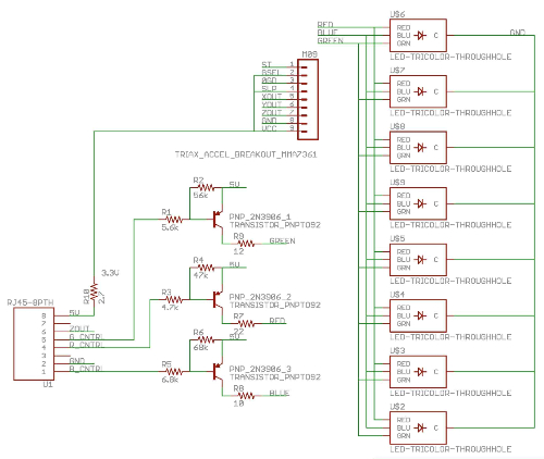 StompPad Schematic