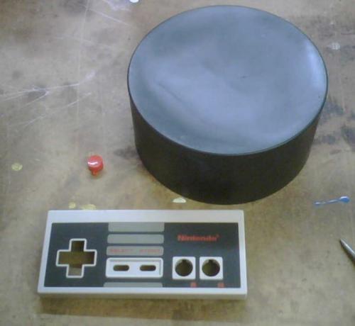 Giant Nintendo Controller - SparkFun Electronics