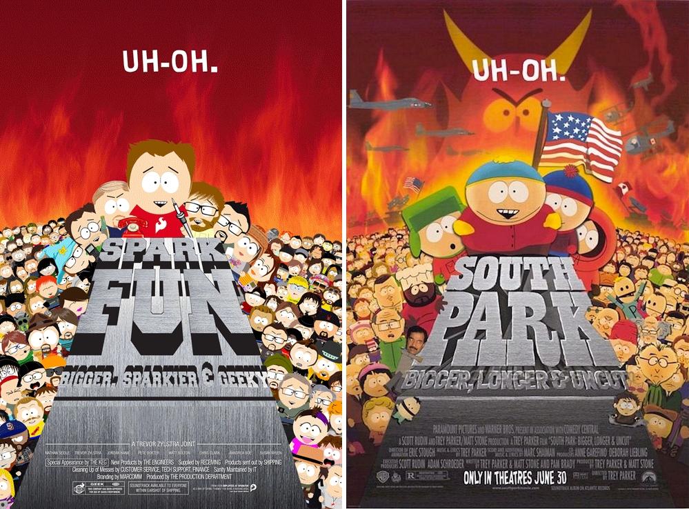 jordans blog sparkfun poster
