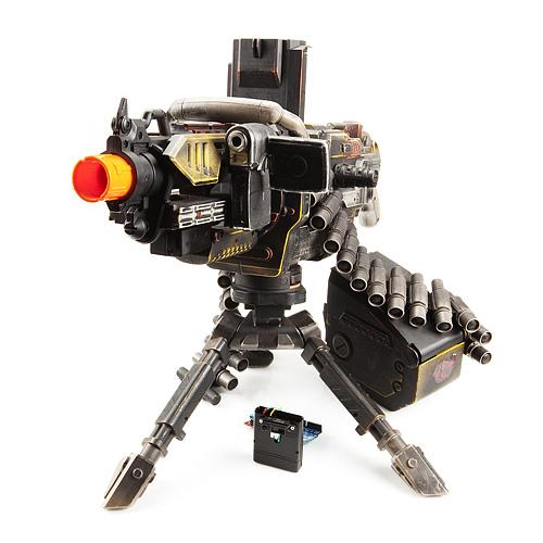Heavy Mod Nerf Vulcan